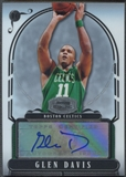 2007/08 Bowman Sterling #GD2 Glen Davis Rookie Auto /829