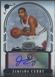 2007/08 Bowman Sterling #JOC JamesOn Curry Rookie Auto /412