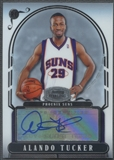 2007/08 Bowman Sterling #AT2 Alando Tucker Rookie Auto /829
