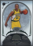 2007/08 Bowman Sterling #JG2 Jeff Green Rookie Jersey /975