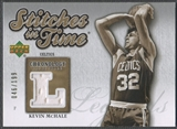 2006/07 Chronology #SITKM Kevin McHale Stitches in Time Jersey /199
