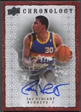 2007/08 Chronology #45 Jay Vincent Auto