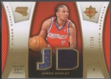 2007/08 Ultimate Collection #JD Jared Dudley Materials Gold Rookie Jersey #72/99
