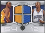 2007/08 Ultimate Collection #GH Horace Grant & Dwight Howard Matchups Jersey #76/99