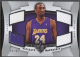 2007/08 Ultimate Collection #KB Kobe Bryant Leadership Jersey #68/99