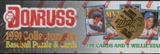 1991 Donruss Baseball Factory Set (Studio Preview)