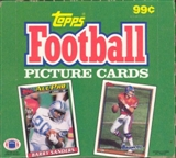 1991 Topps Football Cello Box
