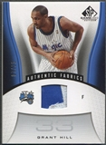 2006/07 SP Game Used #170 Grant Hill Patch #07/25