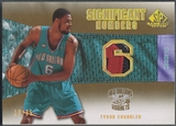 2007/08 SP Game Used #TC Tyson Chandler Significant Numbers Patch #19/35