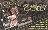 1994 Finish Line Gold Racing Hobby Box