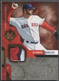 2005 Ultimate Collection #TW Tim Wakefield Hurlers Patch #25/25
