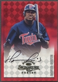 1998 Donruss Signature #67 David Ortiz Auto