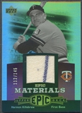 2006 Upper Deck Epic #HK Harmon Killebrew Materials Light Purple Pants #112/145