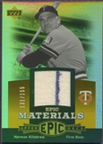 2006 Upper Deck Epic #HK Harmon Killebrew Materials Orange Pants #131/155