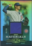 2006 Upper Deck Epic #MA Mark Prior Materials Dark Green Jersey #36/50