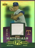 2006 Upper Deck Epic #NR2 Nolan Ryan Materials Dark Purple Jersey #070/145