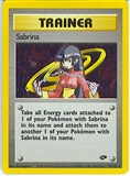 Pokemon Gym Challenge Single Trainer Sabrina 20/132 - SLIGHT PLAY (SP)