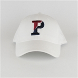Penn Quakers Top Of The World Premium Collection White One Fit Flex Hat (Adult One Size)