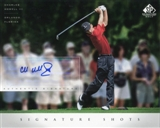 2004 Upper Deck SP Signature Shots 8 x 10 #CHO Charles Howell III