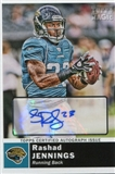 2010 Topps Magic Autographs #211 Rashad Jennings