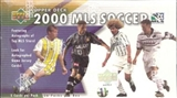 2000 Upper Deck MLS Soccer Box