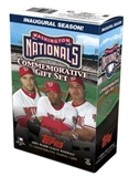 2005 Topps Washington Nationals Baseball Hobby (Box) Set
