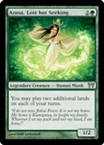 Magic the Gathering Champs of Kamigawa Single Azusa, Lost but Seeking Foil