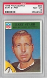 1966 Philadelphia Football Bart Starr PSA 8 (NM-MT) *2163