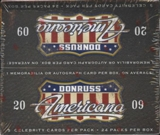 2009 Donruss Americana 24-Pack Box