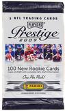 2009 Playoff Prestige Football Retail Pack