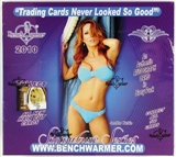 BenchWarmer Signature Series International Edition Hobby Box (2010)