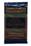 2010 Playoff Contenders Football Retail Pack