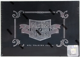 2010 Panini Plates & Patches Football Hobby Box