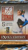 2011 Donruss Elite Extra Edition Baseball Retail Pack