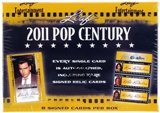 2011 Leaf Pop Century Hobby Box