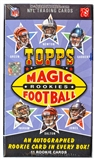 2011 Topps Magic Rookies Football Mini Box