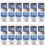 2012 Panini Absolute Football Rack Pack Box (12 Packs) (480 Cards!) - LUCK & WILSON ROOKIES