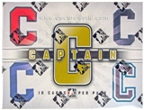 2011/12 In The Game Captain-C Hockey Hobby Box
