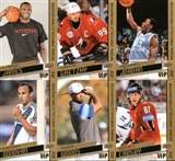 2012 Upper Deck National Convention 6 Card Exclusive VIP Set