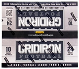 2012 Panini Gridiron Football Retail 24-Pack Box - WILSON & LUCK ROOKIES!