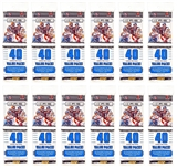2012 Panini Rookies & Stars Football Rack Pack (12 Pack Lot) (480 Cards!) - WILSON & LUCK ROOKIES!