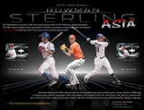 2013 Bowman Sterling Baseball Asia Edition Hobby Case - DACW Live 30 Spot Random Break