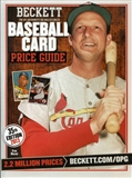 2013 Beckett Baseball Yearly Price Guide (35th Edition) (Stan Musial)