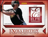 2013 Panini Elite Extra Edition Baseball Hobby Box (Presell)