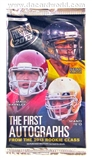 2013 Press Pass Football Hobby Pack