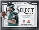 2013 Panini Select Football Hobby 12-Box Case (Presell)