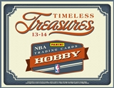 2013/14 Panini Timeless Treasures Basketball Hobby 10-Box Case (Presell)