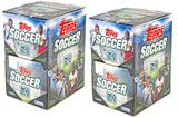 2013 Topps MLS Major League Soccer Retail 48-Pack Box (Lot of 2)