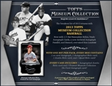 2013 Topps Museum Collection Baseball Hobby Pack