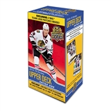 2014/15 Upper Deck Series 1 Hockey 12-Pack Box (2 NHL Logo Patches Per Box!)